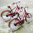 Coppia di bici da bambino, Flavia e Chiorda