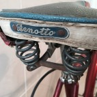 """Benotto bimbo ruote da 18"""" conservata."""