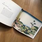 Le trentasei vedute del monte Fuji - Hokusai