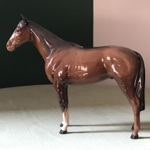 Beswick Horse Bois Roussel