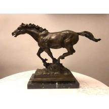 Galloping horse by Miguel Fernando Lopez (Milo)