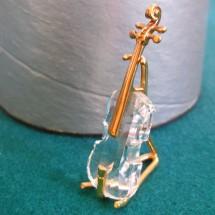 Violino Swarovsky
