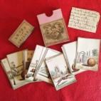 Rarissimo Gioco di carte Francese