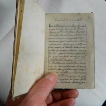 Manoscritto, dell'arte di scrivere lettere