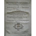 Novello Giardino 1785