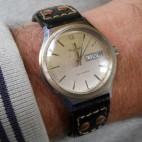 Orologio Bulova acciaio anni 50